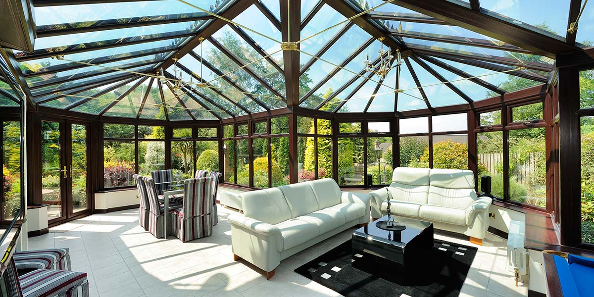 T Shape Conservatory Designs From Permaframe T Shape