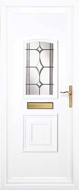 Composite Door Glass Cannes