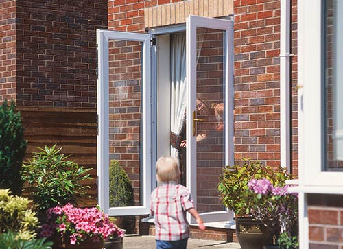 French doors french door frome somerset bath for Double open french doors