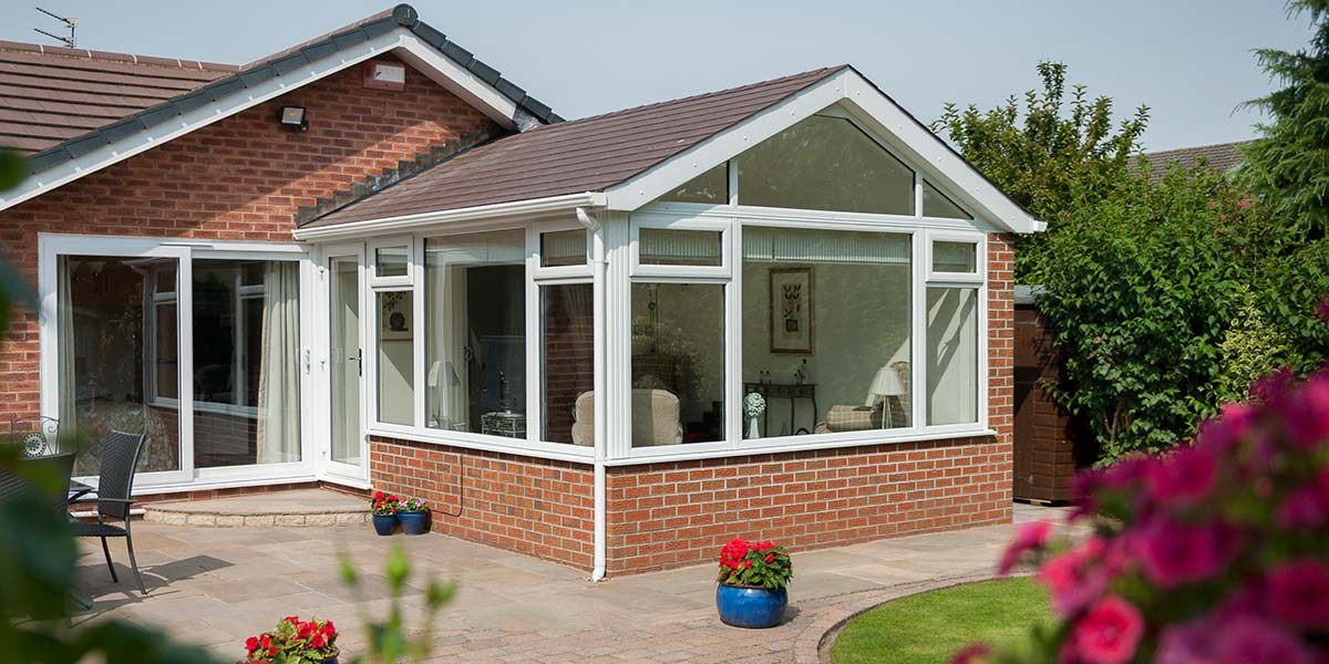 Tiled Roof Conservatories Somerset Solid