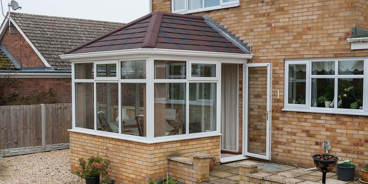 Solid Roof Edwardian Conservatory