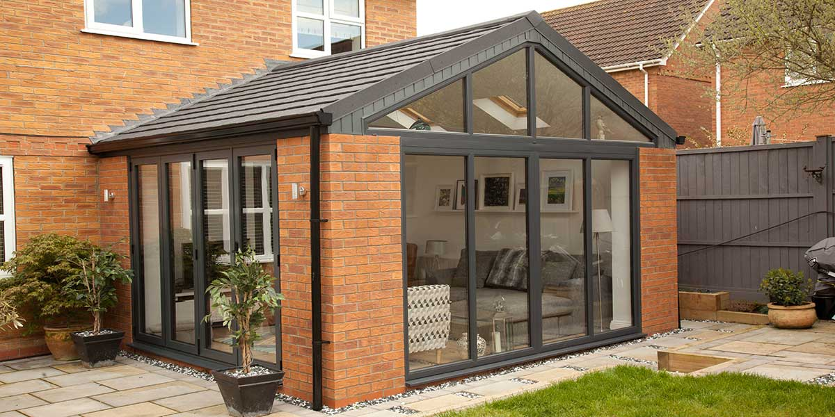 Solid Tiled Roof Orangeries From Permaframe Solid Tiled