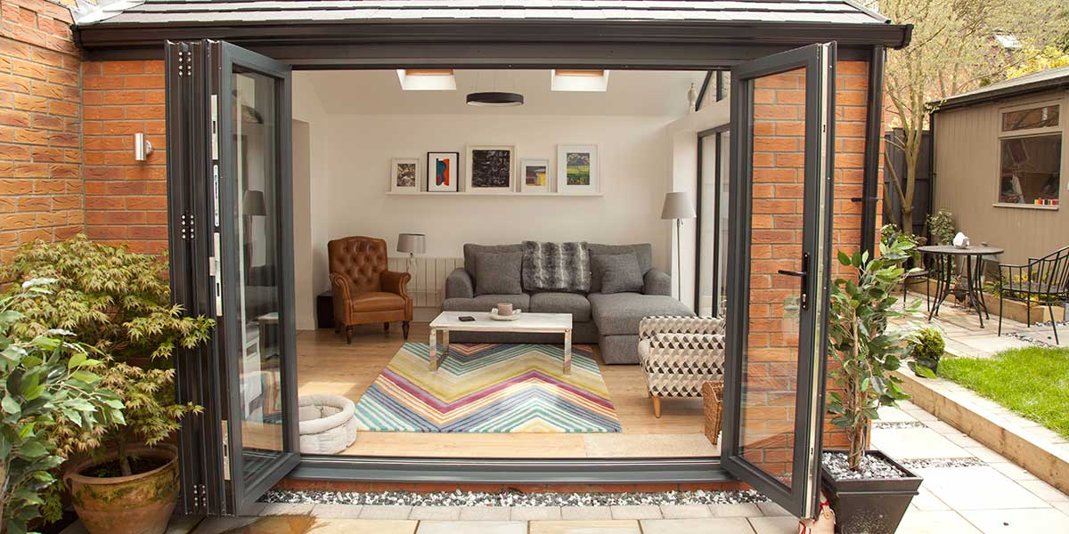 Bring The Outside In! Install Bi-Folding Doors From Permaframe