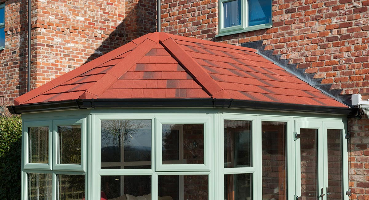 Solid Roof Victorian Conservatory